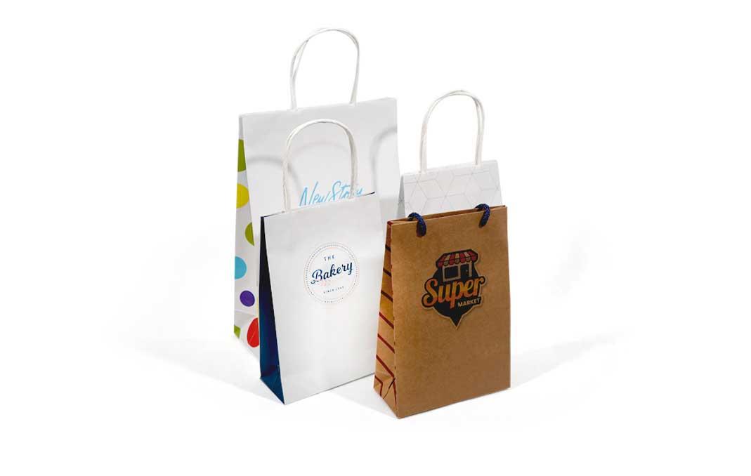 Hermosas bolsas 100% Personalzadas